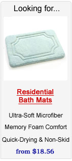 Residential Bathroom Mats