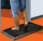 Contamination Control Rubber Mats