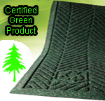 Environmentally Green Entrance Mats