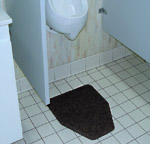 Bathroom & Urinal Mats