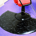 Marbelized Salon Mats