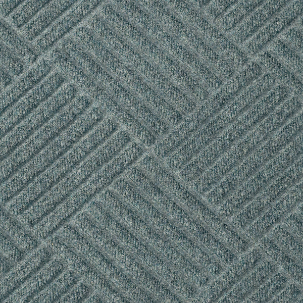 Waterhog Diagonal Floor Mat Tiles Are Recessed Floor