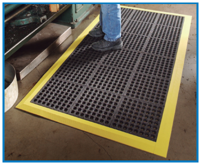 24 7 Drainage Modular Anti Fatigue Mats Are Anti Fatigue