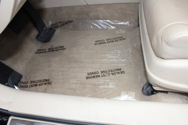 Adhesive Car Floor Mats Are Disposable Adhesive Car Mats