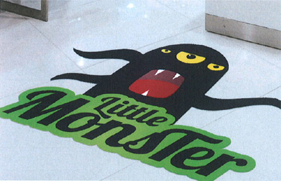 Floor Decals And Floor Graphics Are Vinyl Floor Decals By