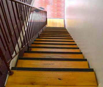 Aluminum Stair Nosings Are Metal Stair Nosings By American