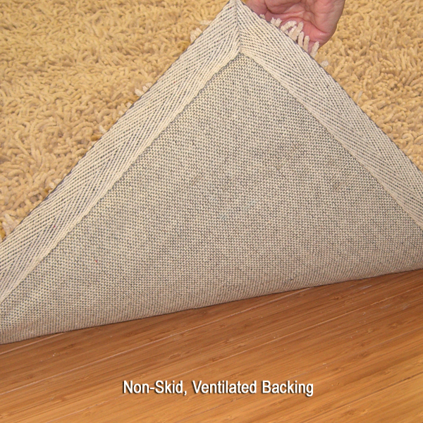 Bamboo Shag Rugs Are Shag Rugs By American Floor Mats