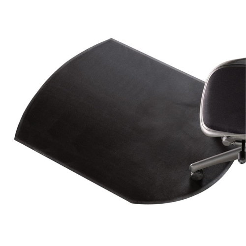 Premium Black Chair Mats Are Black Desk Mats By American