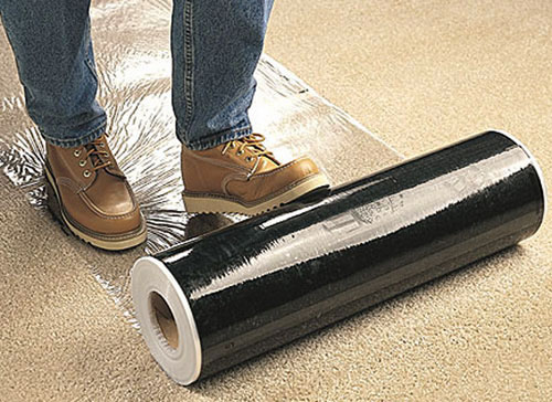 Carpet Protection Film - Armordillo Strong!