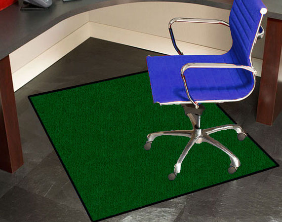 Carpeted Surface Chair Mats For Hard Floors Are Carpet Top