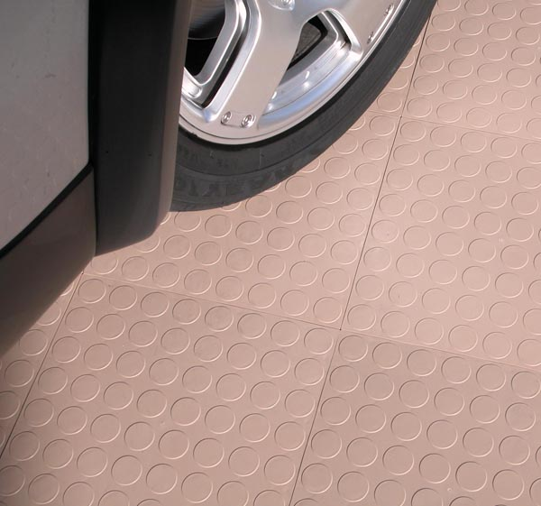 CoinTop Interlocking Garage Tiles are Modular Garage Tiles from ...