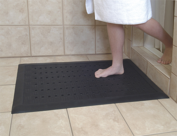 Comfort Drainage Mats Are Rubber American