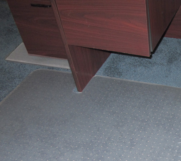 chair mats for carpet are custom desk chair mats by american floor