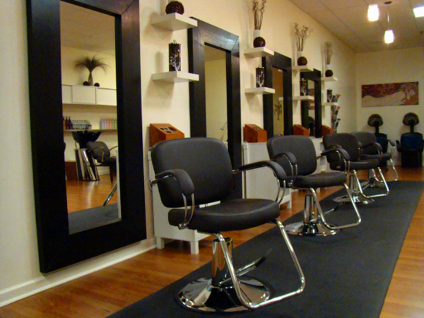 classic black salon mats are salon mats by american floor mats. Black Bedroom Furniture Sets. Home Design Ideas