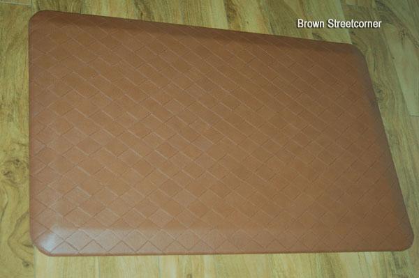 Designer Basketweave Kitchen Mats Are Kitchen Floor Mats