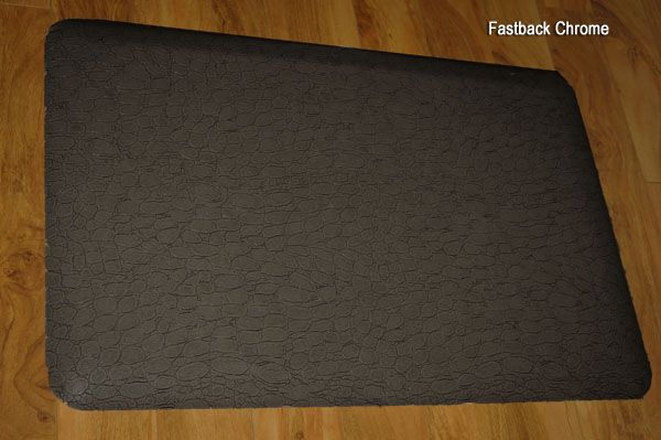 designer crocodile kitchen mats