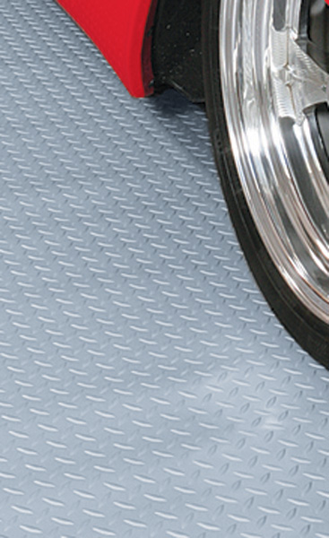 Diamond Pattern Garage Flooring American Floor Mats