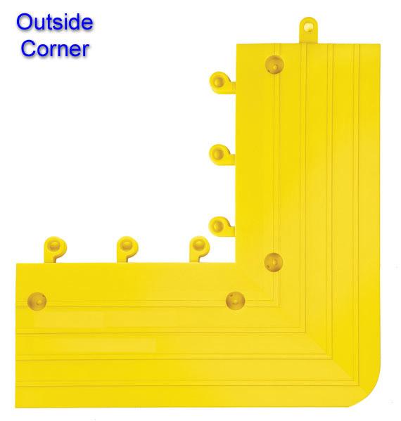 Ergodeck Esd Are Interlocking Static Dissipative Ergonomic Tiles