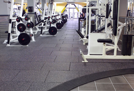 Square Tile Rubber Gym Mats Are Rubber Gym Matting Tiles