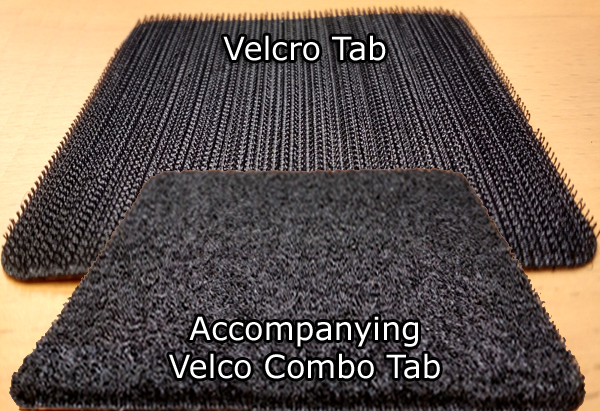 Floor Mat Anchor Tabs Prevent Mats And Rugs From Slipping