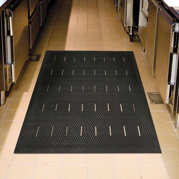 free flow drainage rubber mats - Rubber Mats For Kitchen