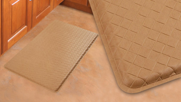 Captivating GelPro Mats   Basketweave ...