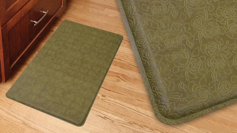 Gel pro flora mats are gel pro mats by american floor mats - Professional kitchen floor mats ...