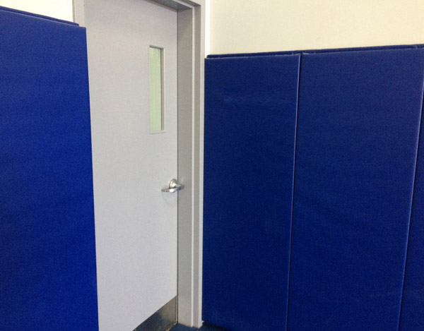 Gym Wall Pads Are Wall Padding By American Floor Mats