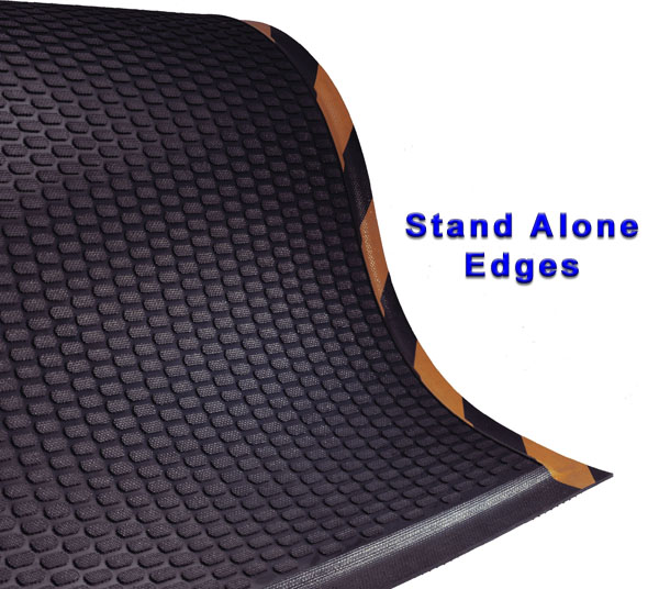 Happy Feet Anti Fatigue Mats Are Industrial Rubber Mats