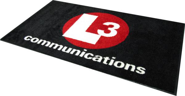 ... Premium Carpet Logo Mats