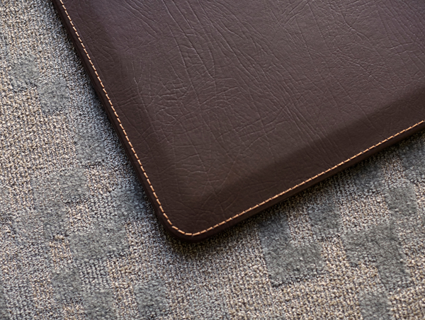 leather chair mats leather chair mats - Chair Mat