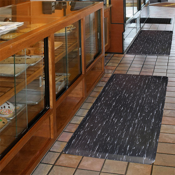 Marble Top Kitchen Mats are Kitchen Comfort Mats by American Floor ...