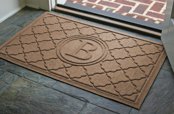 Door Mats Are Personalized Bombay By American Floor