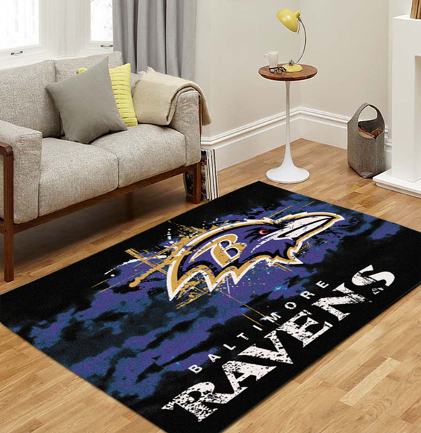 Nfl Fade Sports Team Rugs American Floor Mats