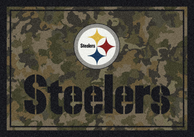 Nfl Camo Sports Team Rugs American Floor Mats