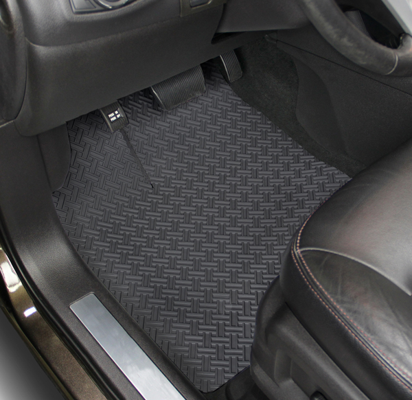 NorthRidge Car Mats Are Rubber By American Floor