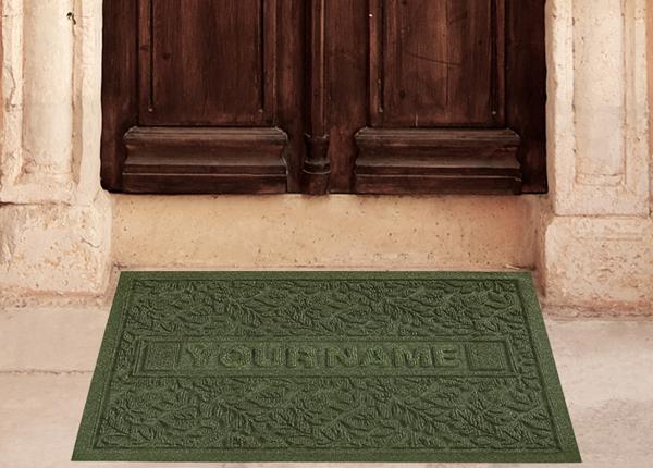 Personalized Waterhog Door Mats Are Personalized Door Mats