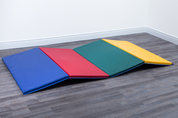 Premium Folding Gym Mats Is Foldable Gym Matting By