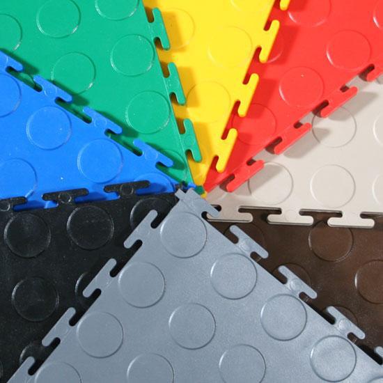 Tiles Are Interlocking Garage Floor Tiles By American Floor Mats