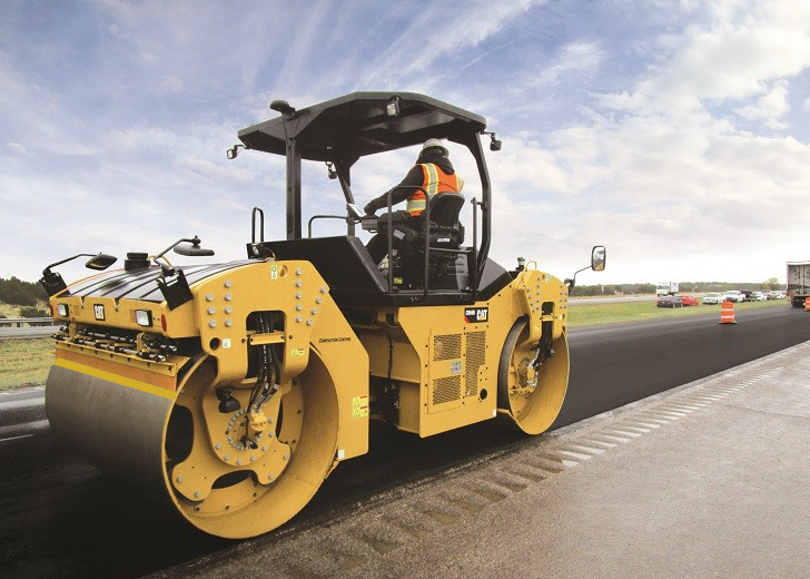Road Roller Mats By American Floor Mats