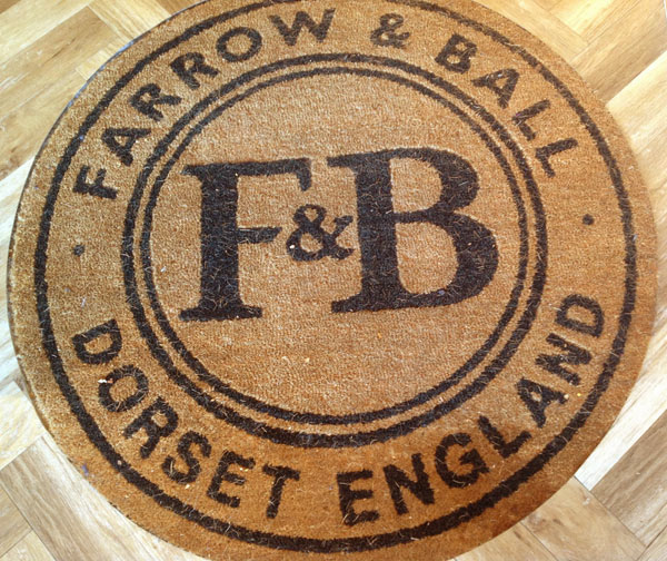 Round Logo Floor Mats Are Circular Floor Mats By American