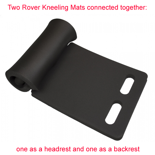 Rover Kneeling Mats Are Portable Kneeling Mats By American Floor Mats