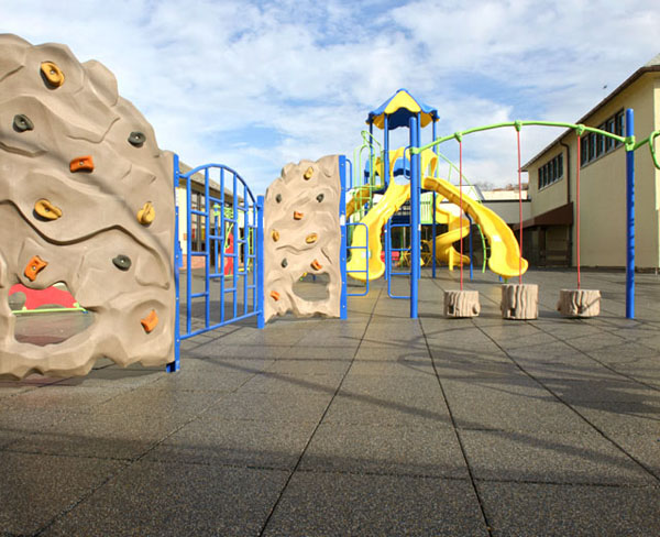 Solidplay Rubber Playground Flooring Tiles Are Playground Tiles By