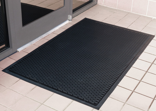 Super Scraper Mats Are Rubber Floor By American