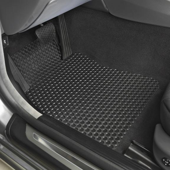 Truck Floor Mats Rubber 45