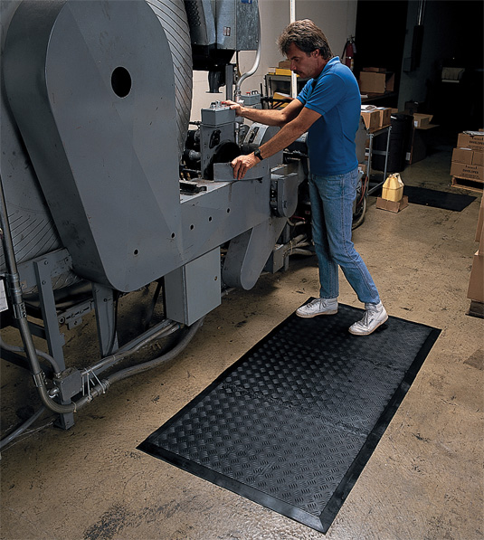 Safety Interlock Mats Are Anti Fatigue Mats American