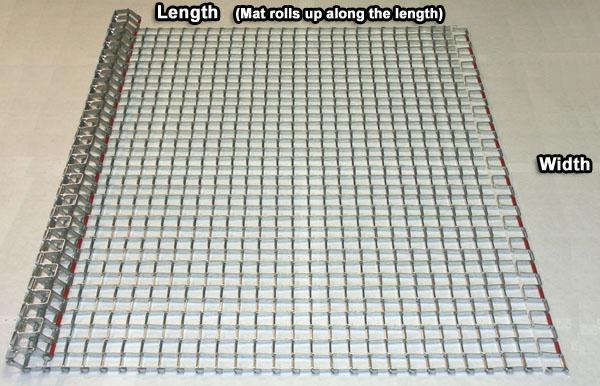 Steel Grate Mats Are Metal Steel Mats By American Floor Mats