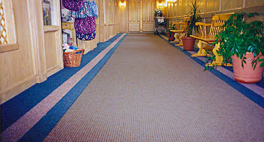 Super Ribbed Mats Are Commercial Entrance Mats By American
