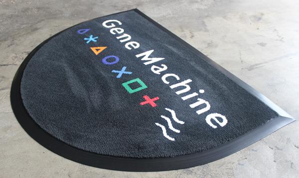 Supreme Carpet Inlay Logo Mats Are Custom Inlaid Logo Mats