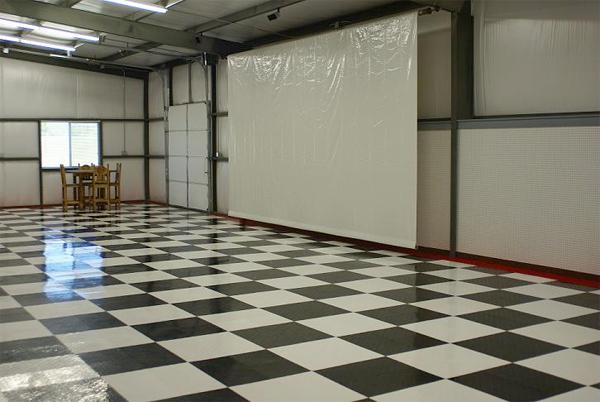 tracstep interlocking garage tiles - Garage Tiles